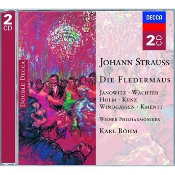 Johann Strauss - Die Fledermaus (La Chauve-Souris) U8888880002255